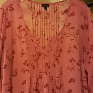 Torrid blouse sz 1X